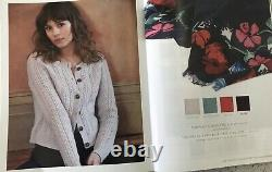 Brora Cashmere Cable Knit Cardigan Size 12-14 £395