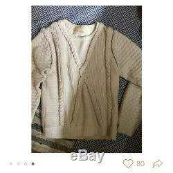 Gorgeous Stine Goya Braided Cable Knit Jumper Size XS/S New Without Tags