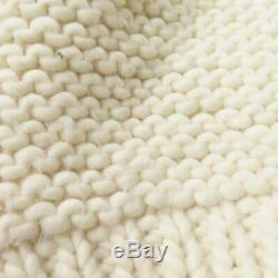 I Love Mr. Mittens Cable knit short cardigan 5210802362855 XS/S natural
