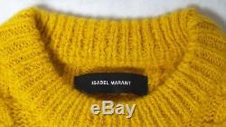 ISABEL MARANT Chartreuse Sweater/Size 34 (EUR)