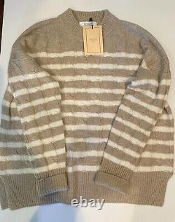 La Ligne Cable Marin Sweater-New with Tags-Women's Size Small-Great Price