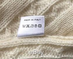 Loro Piana Women's Sweater 100% Cashmere IT Size 44 (US M) Made in Italy
