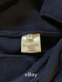 Original Gucci Oversize Cable Knit Cardigan 100% wool