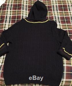 Polo Ralph Lauren Sweater Hoodie Cable Knit