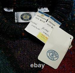 VTG Lot of 15 Cashmere Wool Cable Knit Chunky Italy England Ireland Sweaters NWT